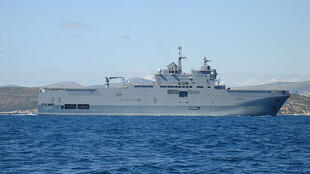 Tonnerre (Thunder) is a French military helicopter-carrier