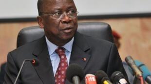 Jeannot Ahoussou Kouadio.