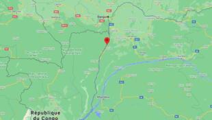 La plupart des villages touchés sont riverains de l'Oubangui qui longe la frontière est du Congo-Brazzaville.
