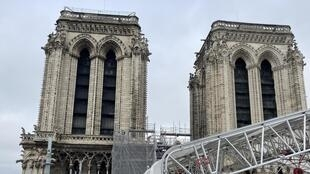 NOTRE DAME DE PARIS - 2 ans après l'incendie 1/8