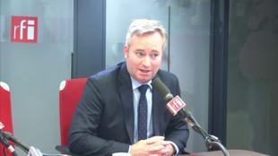 Jean-Baptiste Lemoyne sur RFI, le 5 novembre 2019.