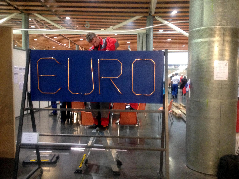 550 apprentis de 24 nationalités se sont déplacés à Lille pour cette Olympiade européenne des métiers.