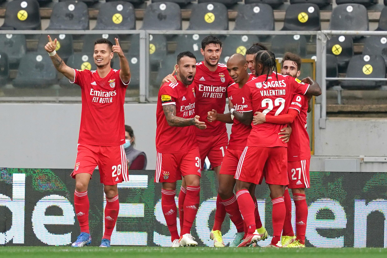 SL Benfica - Liga Portuguesa - Futebol - Desporto - Lisboa - Encarnados - Benfica