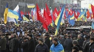 Киев, 1 декабря  2013.