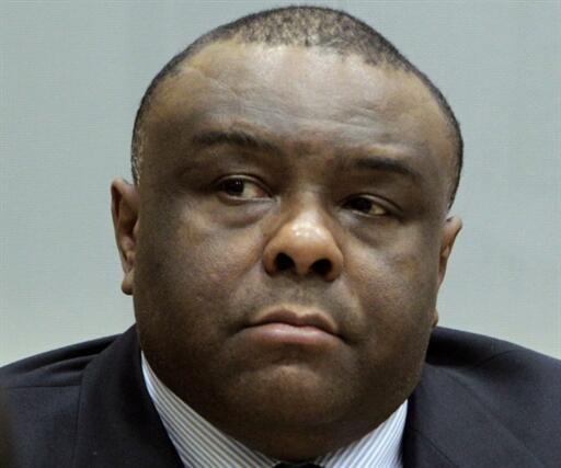Jean-Pierre Bemba à la Cour pénale internationale, ici le 19 octobre 2010.