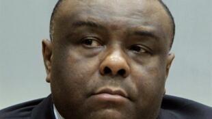 Jean-Pierre Bemba no Tribunal Penal Internacional