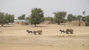 mali djenné village centre