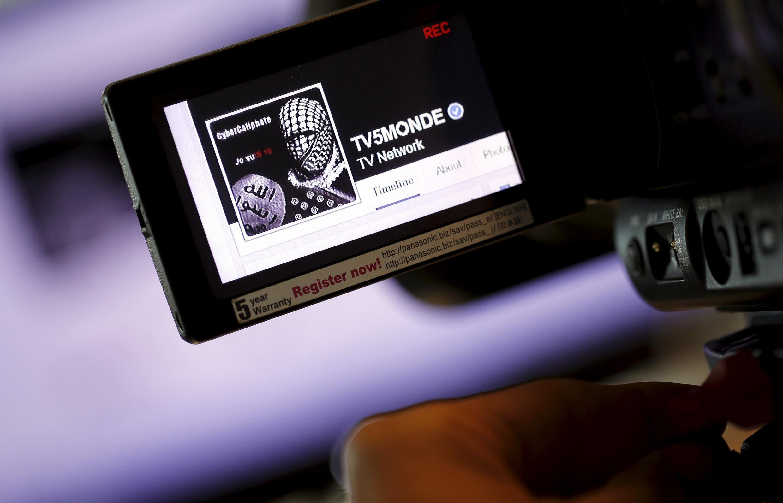 La chaîne de télévision TV5Monde a été piratée mercredi soir par un groupe de «hackers» se revendiquant de l'EI.