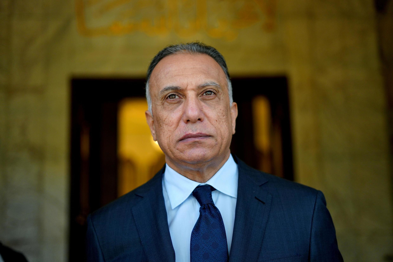 مصطفی کاظمی، نخست وزیر عراق