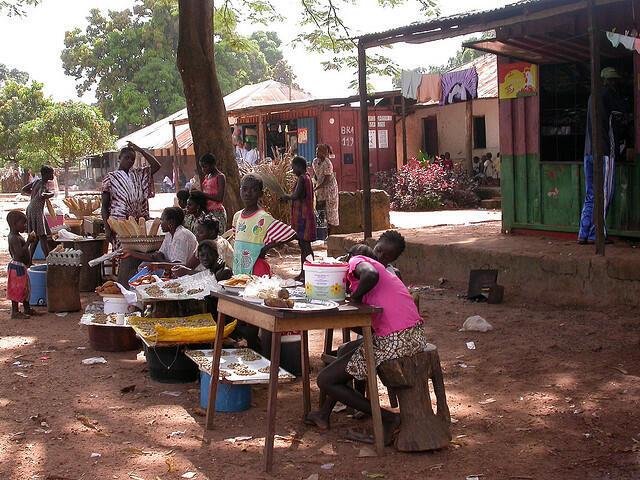 Guiné Bissau é hoje considerada um dos paises mais pobres do mundo.