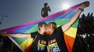 EuroPride в Марселе, 20 июля 2013