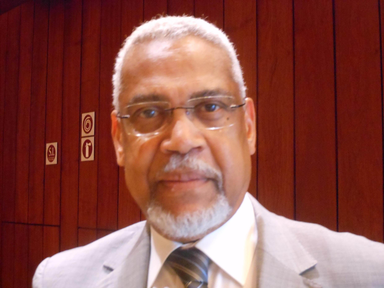Isaac Murade Murargy, secretário executivo da CPLP