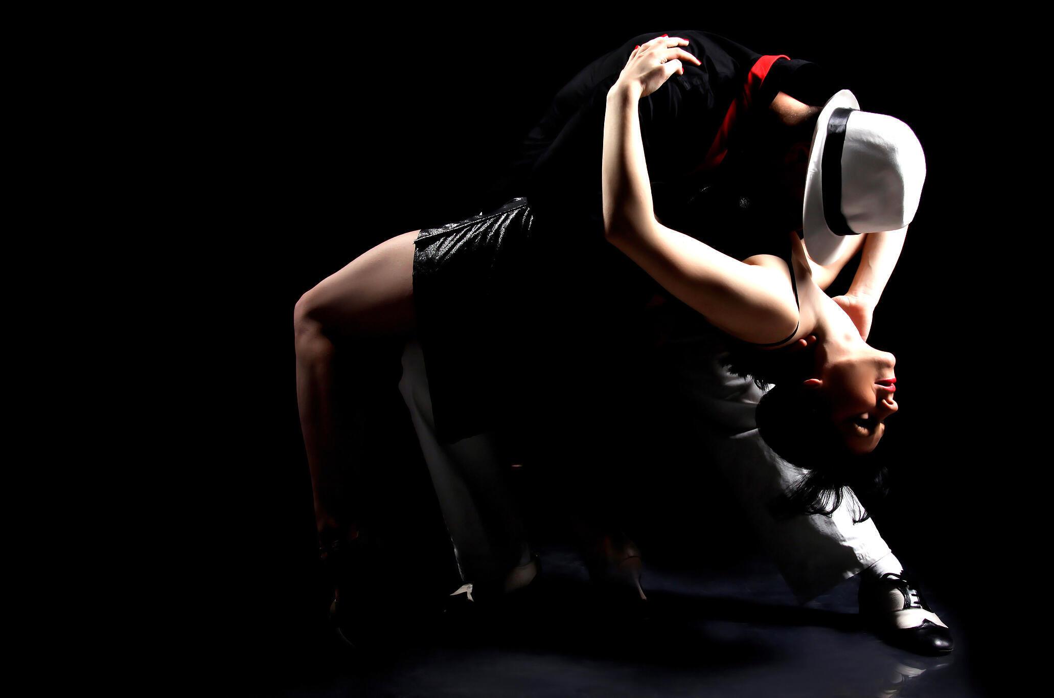 Thời nguyên thủy, tango được mệnh danh là Vũ điệu ác quỷ (DR)