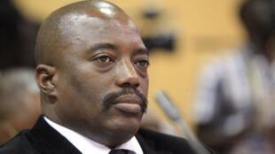 Joseph Kabila est à la tête de la République démocratique du Congo depuis 2001 et la Constitution lui interdit de briguer un troisième mandat.