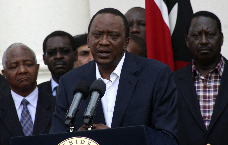 Rais wa Kenya Uhuru Muigai Kenyatta amewahakikishia usalama wa kudumu wananchi wa Taifa hilo licha ya kufanyika shambulizi la kigaidi la Westgate