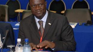 Amadou Soumahoro.