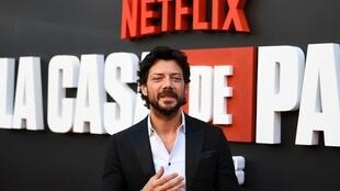 Spanish actor Alvaro Morte has gained worldwide recognition for playing in Netflix-backed Spanish TV show 'La Casa de Papel'