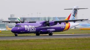 Flybe,_ATR_72-500,_EI-REM_(27321615950)