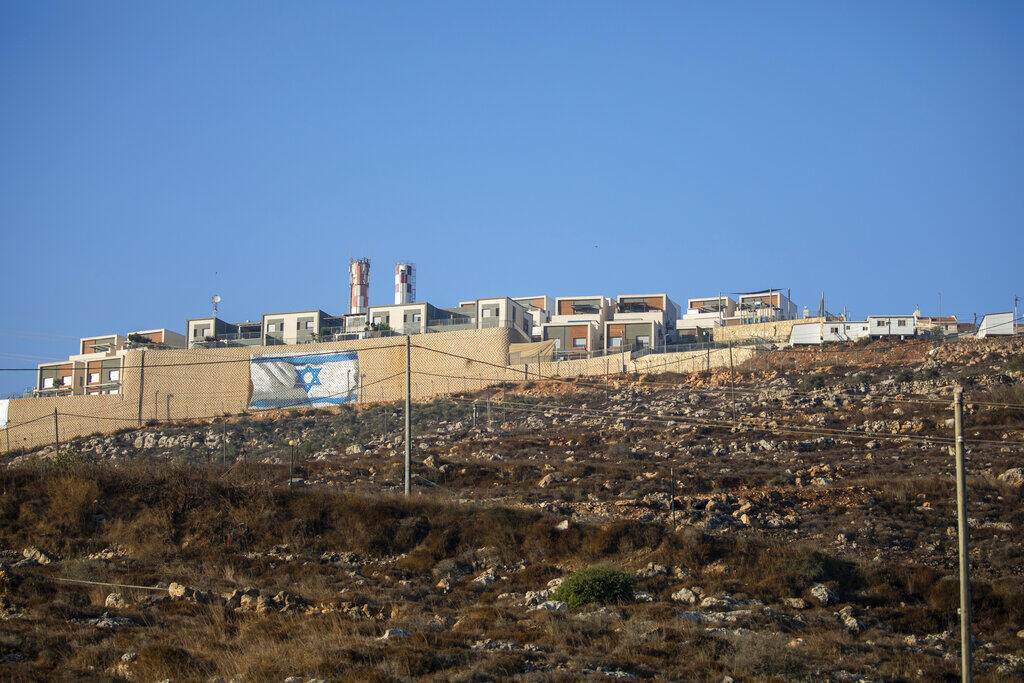 Assentamentos Cisjordânia