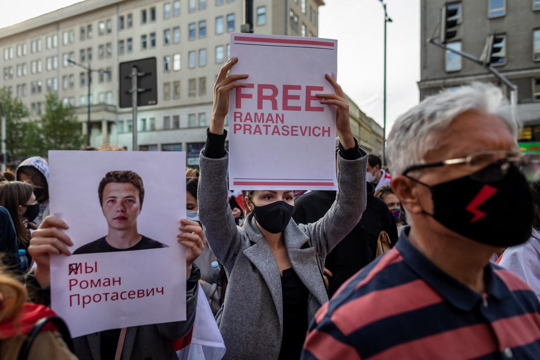 manifestation-bielorussie-soutien-roman-protasevitch