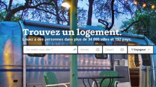 La plateforme de partage de locations meublés.
