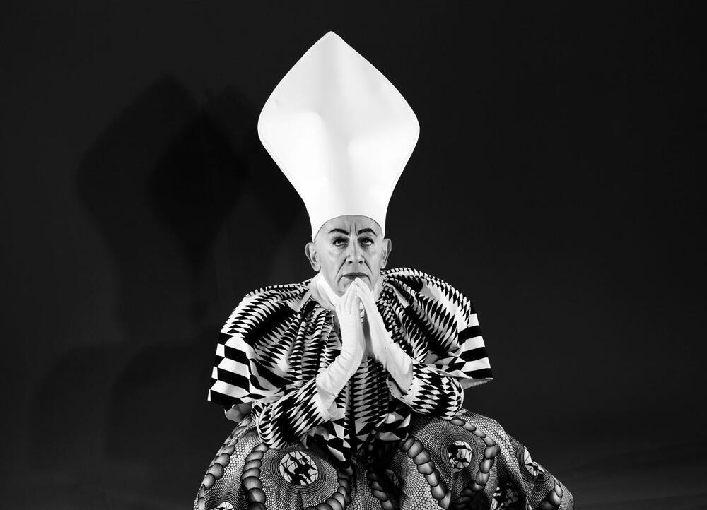 Alfredo Arias en 'Elle', de Jean Genet, 2018.