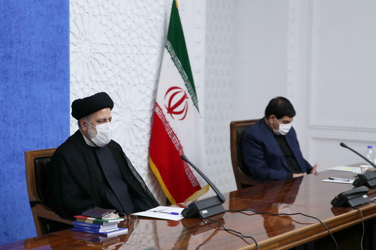 Iran-President Raissi