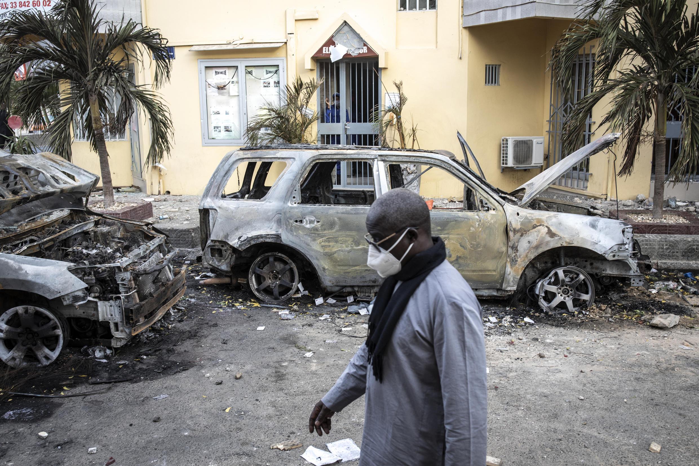 Senegal Sonko Incidents