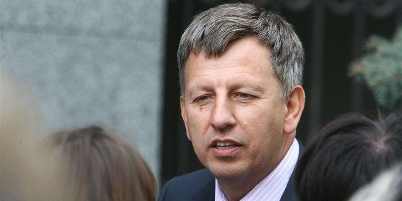 Владимир Макеенко мэр Киева