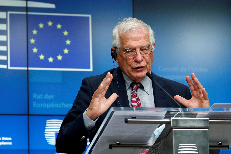 Глава дипломатического ведомства ЕС Жозеп Боррель