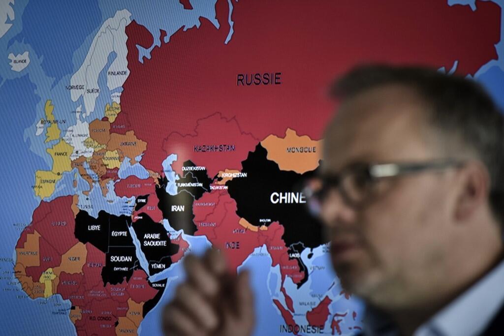 По итогам 2018 года Беларусь заняла 153-е место (из 180-ти) в «Индексе свободы прессы» международной организации «Репортеры без границ»