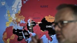 За год Россия опустилась в рейтинге на одну строчку