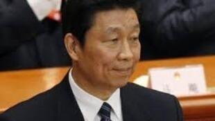 圖為中國國家副主席李源潮