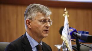 Jean-Pierre Lacroix, secrétaire général adjoint des Nations unies chargé des opérations de maintien de l'ordre.