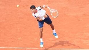 Thiago Monteiro é eliminado de Roland Garros por Gael Monfils
