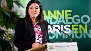 Paris Mayor Anne Hidalgo, member of the French Socialist Party, is seeking reelection in the second round of nationwide municipal elections scheduled for 28 June 2020.