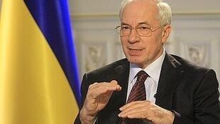Премьер-министр Украины Николай Азаров (архив)