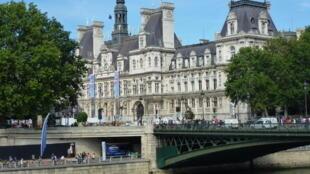 La mairie de Paris (image d'illustration).