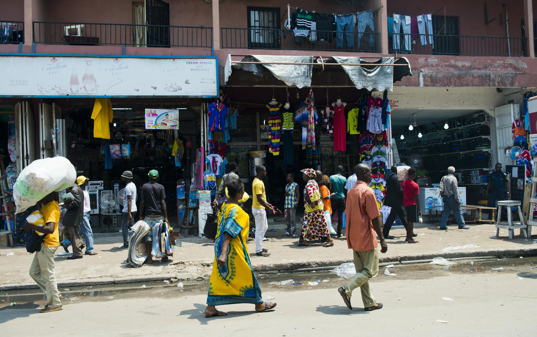 Scène de rue à Kinshasa (photo d'illustration).