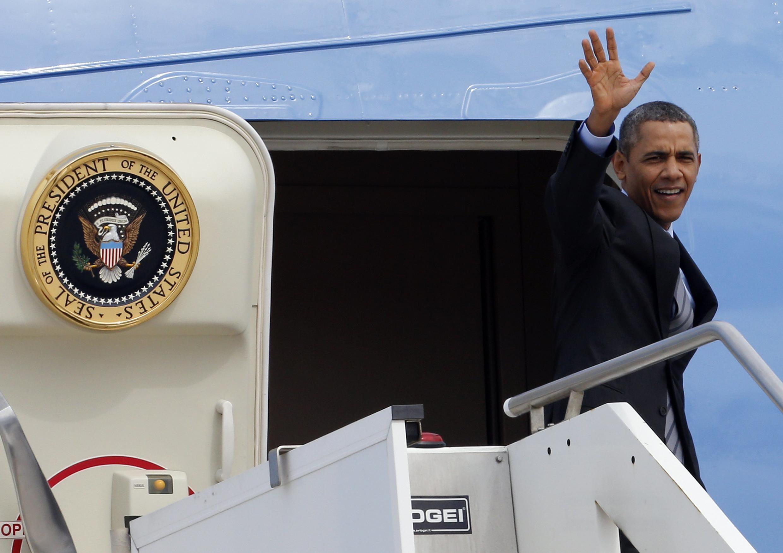 Barack Obama công du châu Á từ 23/04 đến 29/04/2014 - Reuters