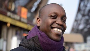 David es originario de Sudán del Sur.