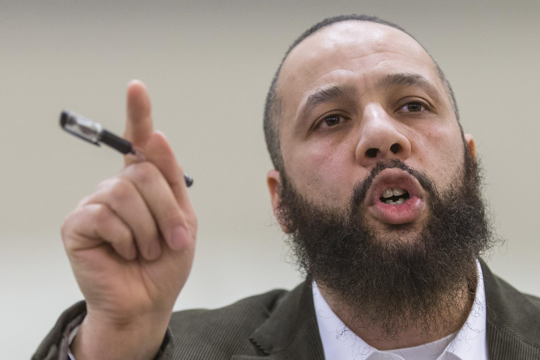 Giáo sĩ Adil Charkaoui bị tình nghi đã xúi giục thanh niên Canada tham gia thánh chiến - REUTERS /Dario Ayala