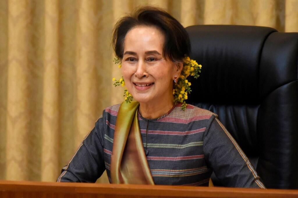 Aung San Suu Kyi kiongozi wa kiraia nchini Mynmar