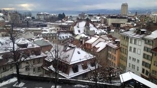 """A cidade de Lausanne, na Suíça, foi considerada a melhor cidade pequena do mundo pela influente revista britânica """"Monocle""""."""