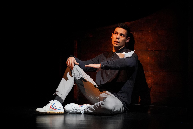 Samuel Rodrigues, artista circense português.