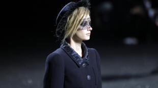 Modelo de Chanel.