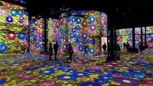 París contará con el centro de arte digital más grande del mundo.