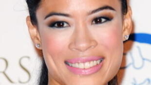 The 36-year-old pop violinist and longtime skier, Vanessa Mae, represented Thailand, in Krvavec, Slovenia, in January.