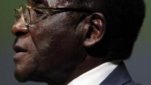 Marehemu  Robert Mugabe rais wa zamani wa Zimbabwe
