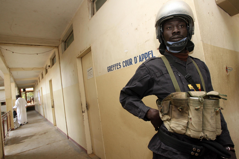 Le palais de justice de Ndjamena, au Tchad (image d'illustration).